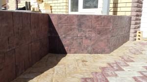 Цокольная плитка «Большой известняк»