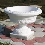Бетонный вазон «Римский» БИОП
