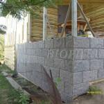 Фасадная панель «Большой песчаник»