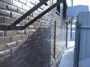Цокольная панель-вилка «Ростовский камень гладкая»