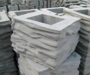 Блоки для столбов Скала