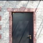 Комплект для отделки окна (проёма) с закладными.