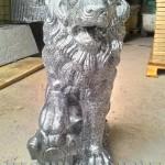 Лев бетонный от БИОП гранит