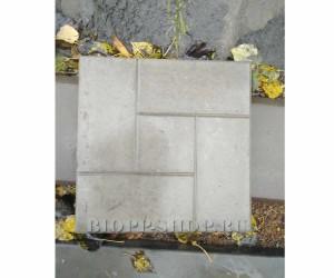 Тротуарная плитка 300x300 «Калифорния гладкая»