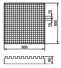 Тактильная плитка БИОП